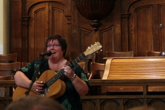 Folk music summer series