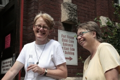 Our Ministers - barb janes and Irene Greenwood